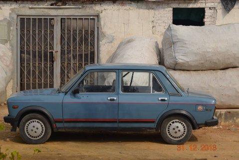 للبيع سيارة 128 موديل 87