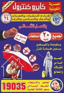 الوقاية من الصراصير المنزلية