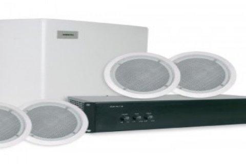 انظمة اذاعة داخلية Sound System
