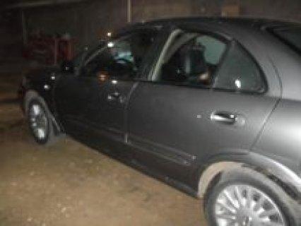 سيارة نيسان رخصة سنة للبيع