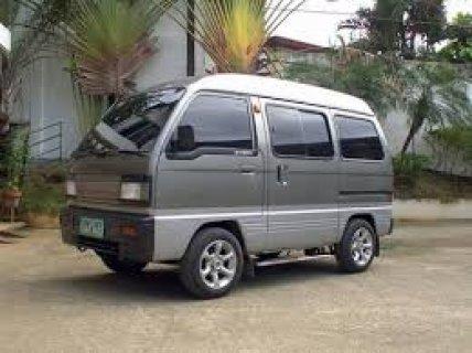 تطلب شركة راى للخدمات البترولية سيارات سزوكى فان بدون سائق