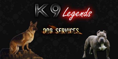 """ترقبوا افتتاح الفرع الجديد لمركز الكلاب """"K9 Legends """""""