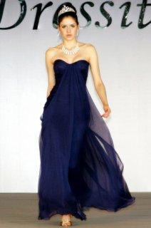 فستان أزرق للبيعeDressit