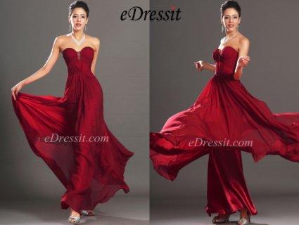 eDressit  فستان السهرة المذهل الجديد بعنتري مطوي