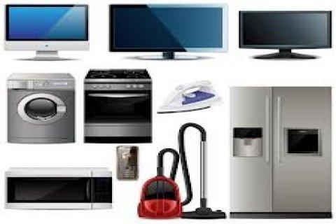 مركز خدمة وصيانة معتمد  لصيانة واستبدال جميع الاجهزة المنزلية