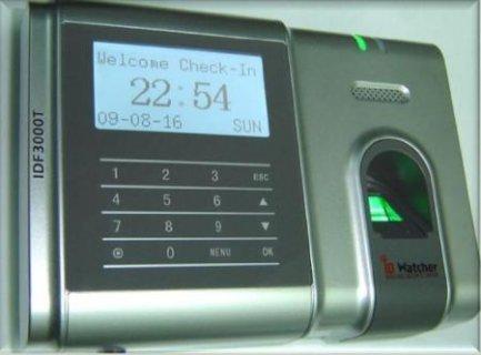 جهاز الحضور والانصراف IDF3000 IDWATCHER