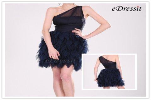 eDressit فستان أسود قصير للبيع