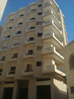 شقة بجوار مسجد محفوظ - الحدائق