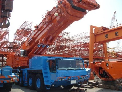 TADANO and KATO CRANES FOR SALE