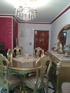 شقة للبيع 100م فاخرة للبيع خطوات من قصر القبة بشارع ترعة الجبل