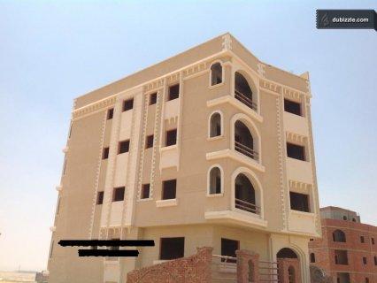 شقة 110 م2 بالتجمع الخامس ( ابو الهول 2 )