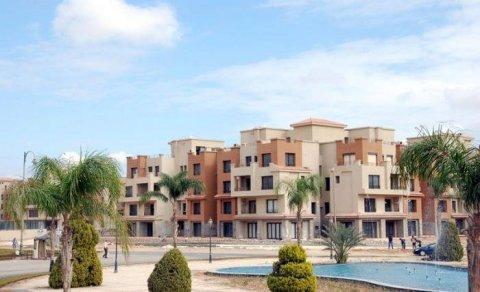 شقة للبيع كازا -بيفرلى هيلز الشيخ زايد -تشطيب سوبر لوكس 120م