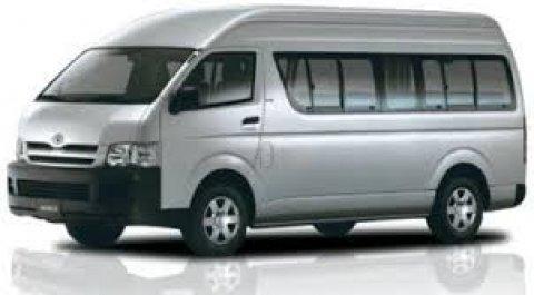 مطلوب مكروباصات تويوتا سقف عالى 15 راكب مكيفة بدون سائق