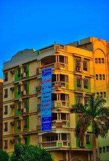 مبني اداري للايجار
