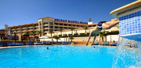 هلنــان مارينا شرم (خليج نعمة)  Helnan Marina Sharm Hotel *****5