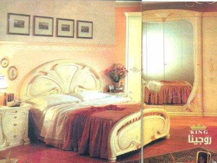 غرفة نوم كاملة ونيش