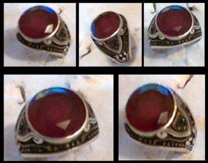 للبيع  خاتم ياقوت أسترالى من مجموعة Beau et attrayant الفرنسيه