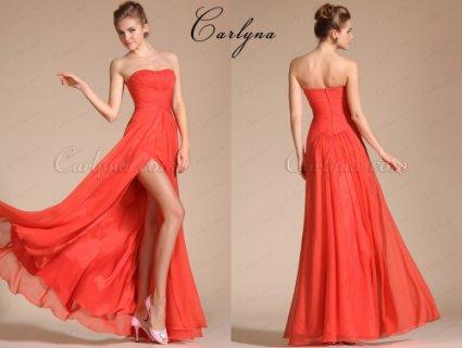 فستان السهرة الرائع الساحر الجديد عاري الكتف Carlyna