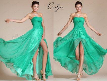 فستان أخضر للبيع Carlyna