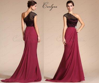 فستان شيك جميل أنيق للبيع Carlyna