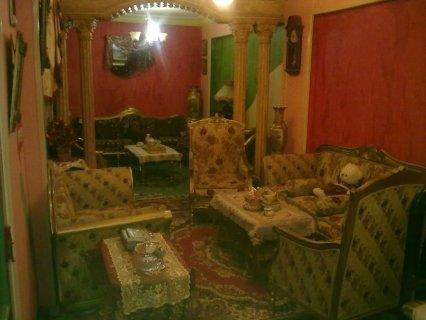 شقة –سوبر لوكس --لؤطة–-نفق ميامي –قبلي-- فقط 185 الف جنيه
