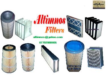 alir filters , oil filters