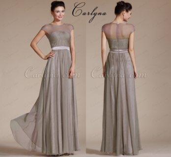 فستان السهرة الساحر الجديد