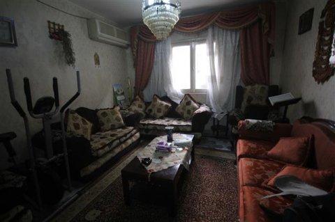 شقة 130م بالزيتون قريبة من عمارات بيت العز