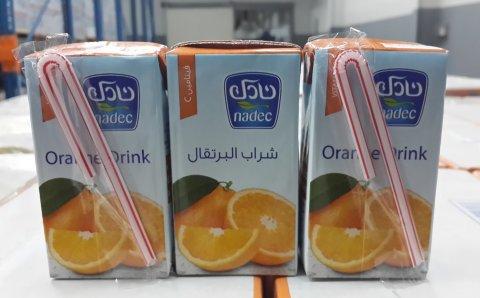 منتجات السعودية للتصدير ( عصير  نادك)