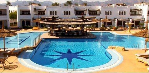 رحلات شرم الشيخ فى فندق تروبيكانا تيفولى شرم 4****