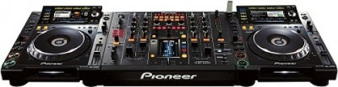 SET OF 2x Pioneer CDJ-2000 Nexus & 1x PIONEER DJM-900 Nexus