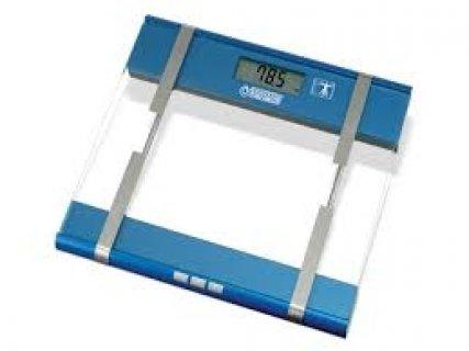 ميزان تحليلى لقياس نسبة(الدهون -المية - العضلات)فى الجسم
