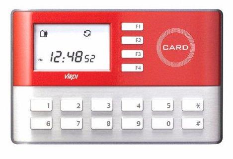 جهاز الحضور والانصراف (AC-1000-RF Virdi)