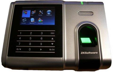 جهاز الحضور والانصراف( X628 ZK soft ware )للهيئات العامه