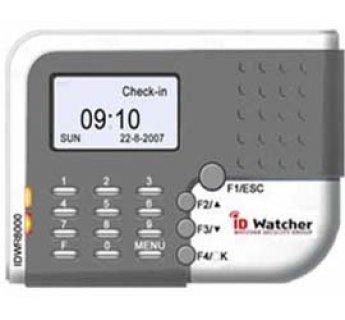 جهاز الحضور والانصراف  (IDWATCHER- IDF8000)بالبصمه والكارت