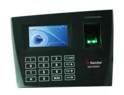 جهاز حضور وانصراف  (IDWATCHER- IDF3500)بالبصمه السريه