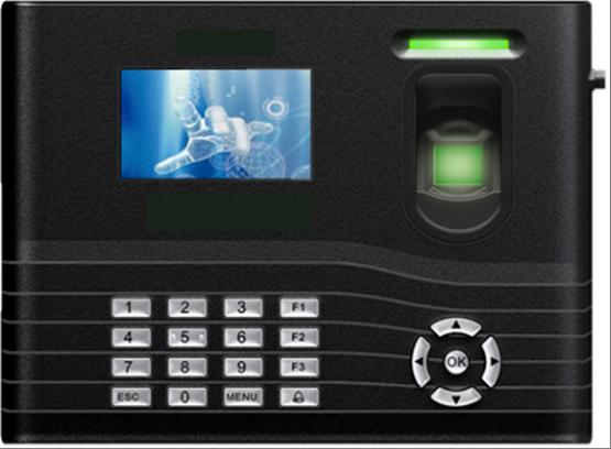 جهاز الحضور والانصراف (IN01- ZK software )للمصالح العامه