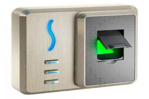 جهاز الحضور والانصرافSF101 ZK-SOFT WARE  ببصمة الايد