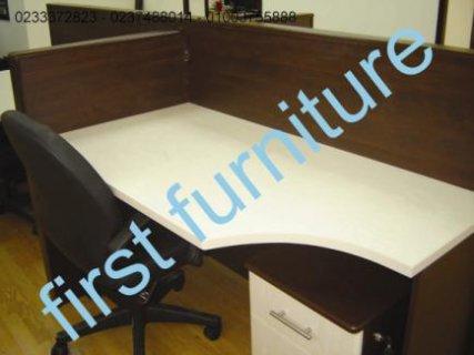 تجهيز وفرش غرفة المكتب والشركة: معارض شركة فرست فرنتشر للأثاث ال