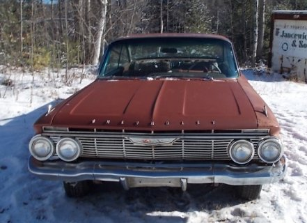 صور Chevrolet Impala bubbletop (SS) 1961 Nice  Car 1