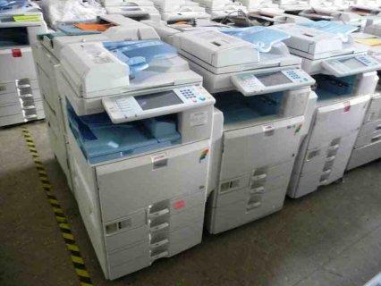 ماكينات تصوير للبيع ricoh xerox