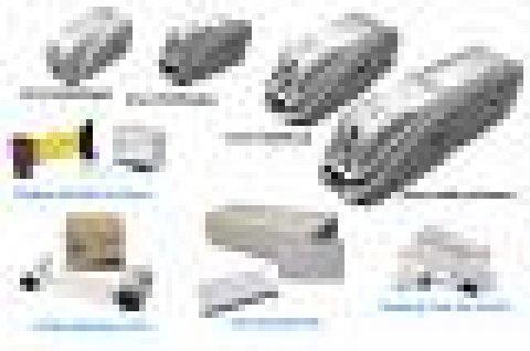 ماكينة طباعة الكارنيهات البلاستيكية و مستلزماتها
