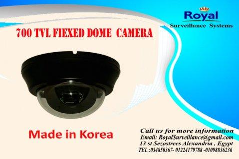 كاميرات مراقبة داخلية بجودة رائعة700  TVL