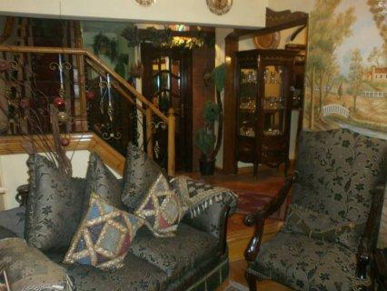 شقة دوبلكس 180م للبيع بالقرب من النادي الاهلى مدينة نصر