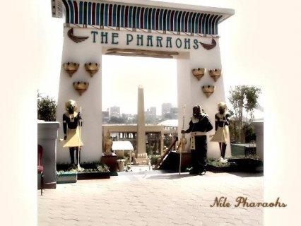 عروض شم النسيم فى الباخرة الفرعونيـــــة Nile Pharaoh
