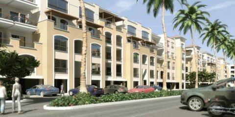 شقة 128م للبيع تطل على حديقة كبيرة بالتقسيط 01009231714