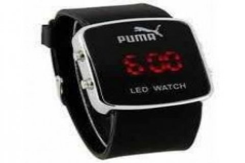 صور Puma G-557413 Led Gigital Watch 1