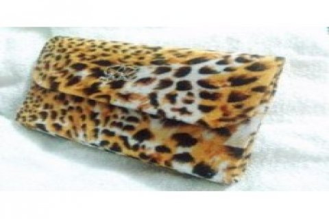 Tiger Skin Print Forest Fure Velvet Women