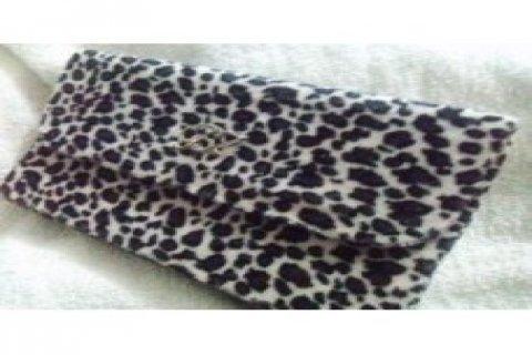 Cheetah Skin Print Forest Fure Velvet Women