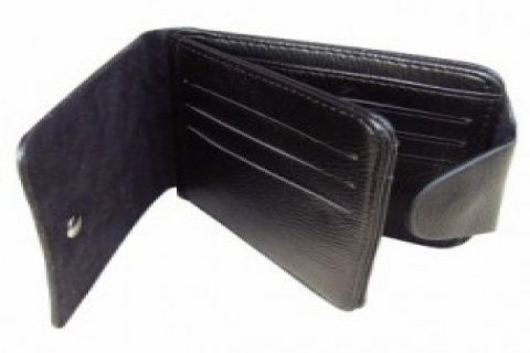 Fly Kandar Leather Wallet